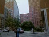 泰达金融街中心广场