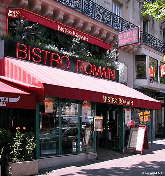 Bistro Romain Champs-Élysées