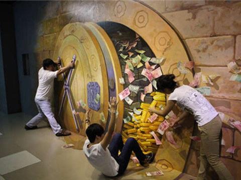 长沙3D错觉艺术馆旅游景点图片