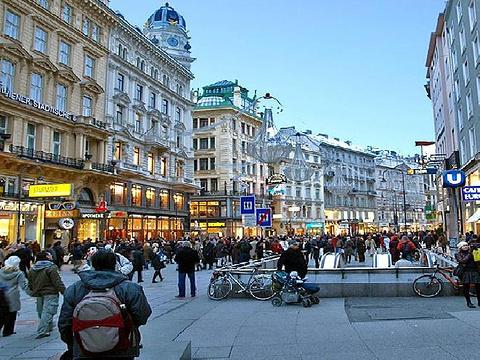 玛丽亚希尔夫大街旅游景点图片