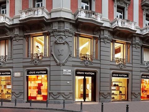 路易·威登(米兰埃马努埃莱二世拱廊店)旅游景点图片