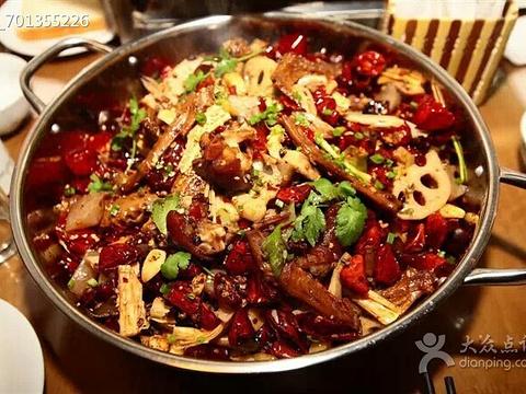 奇香脆干锅旅游景点图片