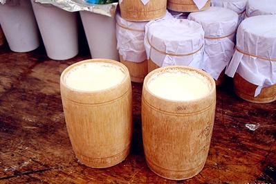 巴扎酸奶(北京中路店)