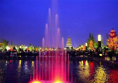大雁塔北广场