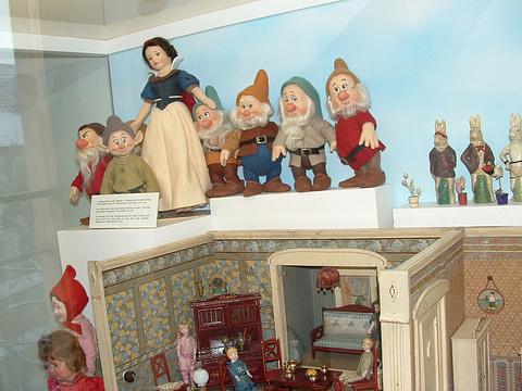 布拉格玩具博物馆旅游景点图片