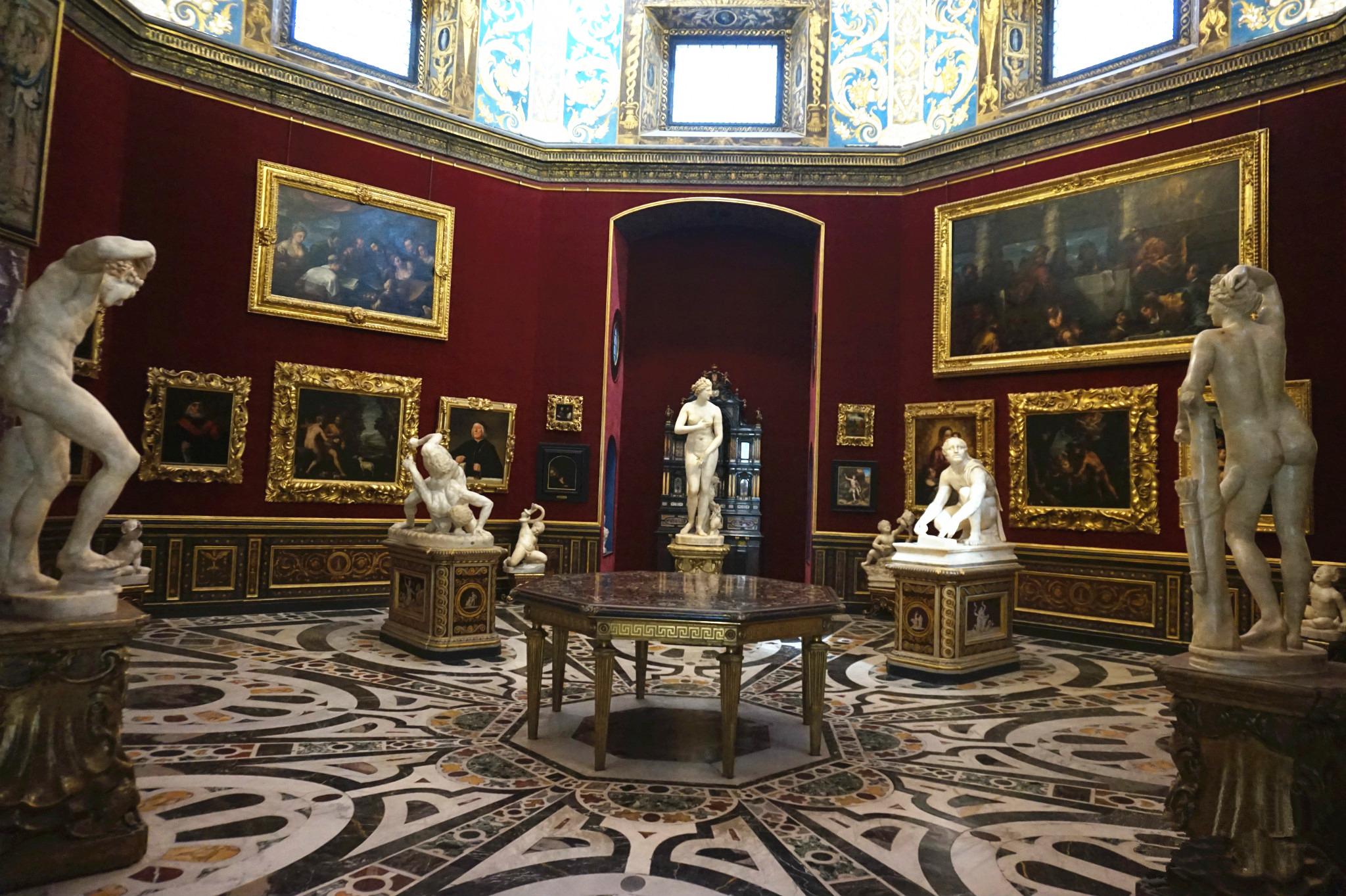 佛罗伦萨艺术传奇之旅