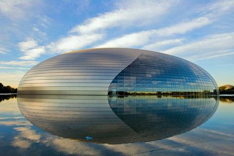 中国国家大剧院的图片