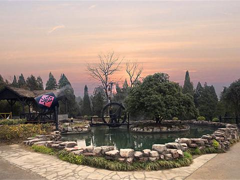 汤山一号温泉度假区旅游景点图片
