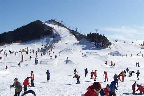 金山滑雪场