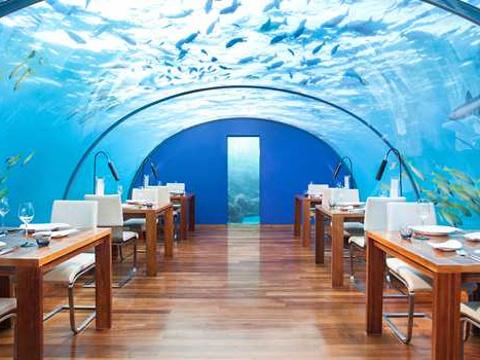 水下餐厅旅游景点图片