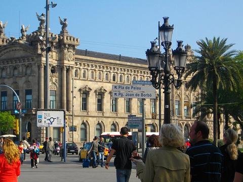 和平门广场