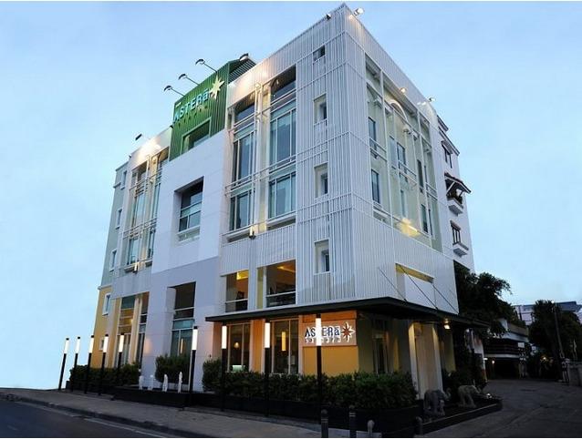 曼谷阿斯特拉沙吞酒店