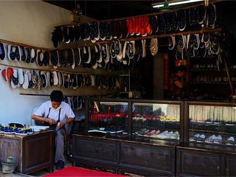布鞋作坊旅游景点图片