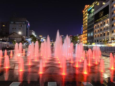 阮慧街旅游景点图片