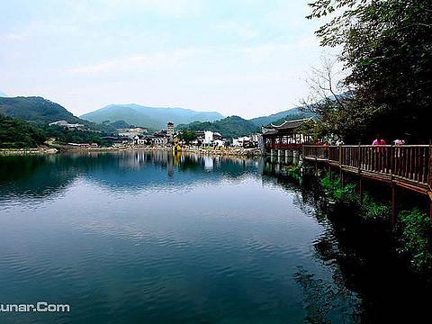 锦里沟旅游景点图片