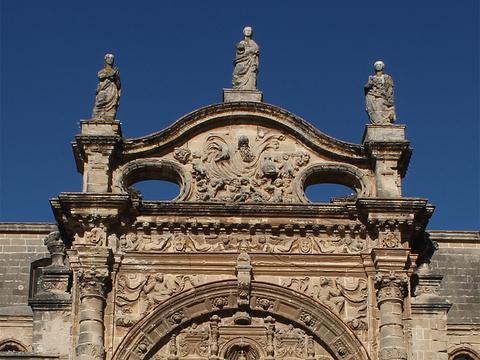 Iglesia Mayor Prioral旅游景点图片