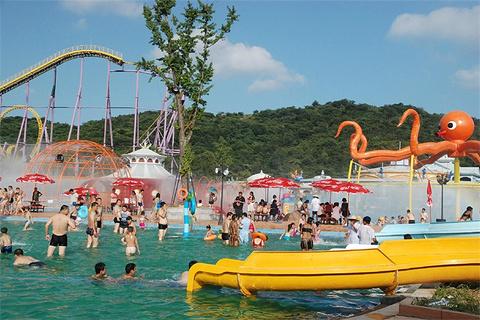 热带风暴水上乐园的图片