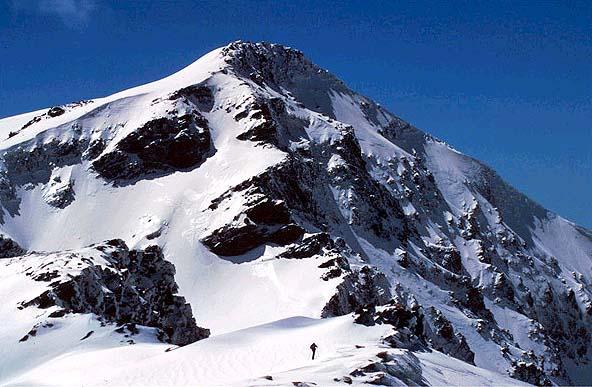 格拉纳达雪山
