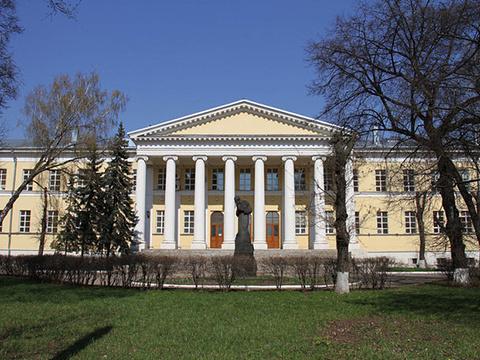 陀思妥耶夫斯基故居博物馆旅游景点图片