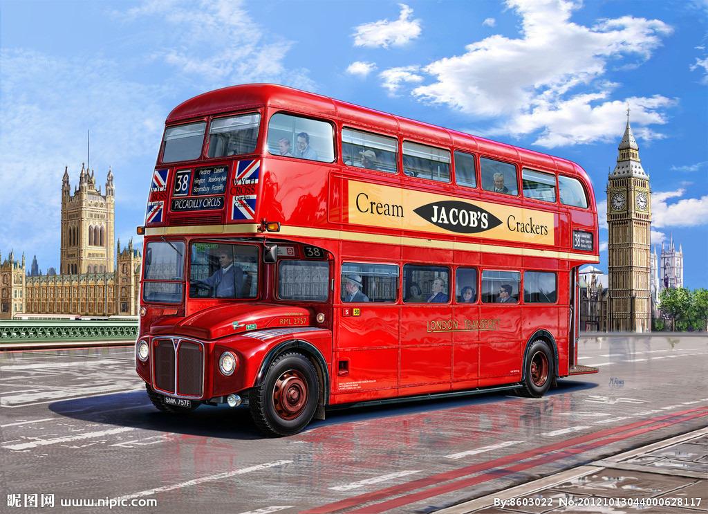 双层巴士餐厅