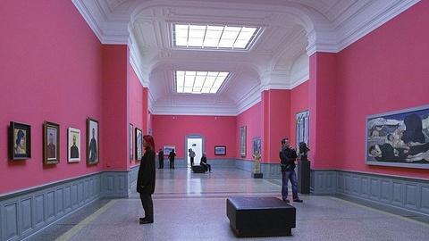 伯尔尼美术馆旅游景点攻略图