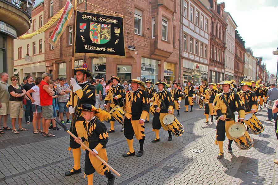 海德堡之秋狂欢节