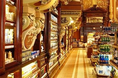 叶利谢耶夫食品店
