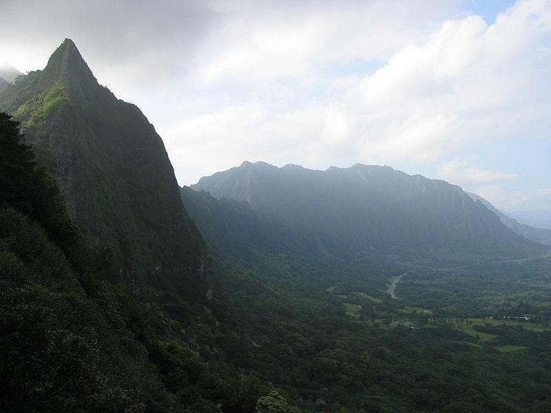 努阿努帕里大风口