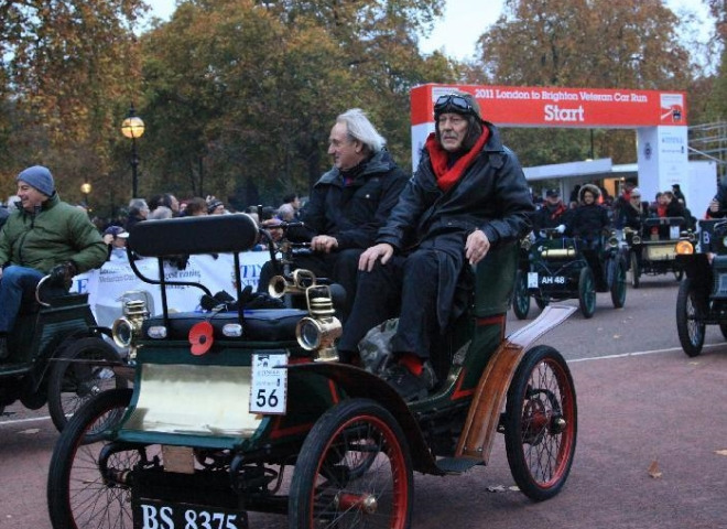 伦敦至布莱顿老爷车赛 London to Brighton Veteran Car Run