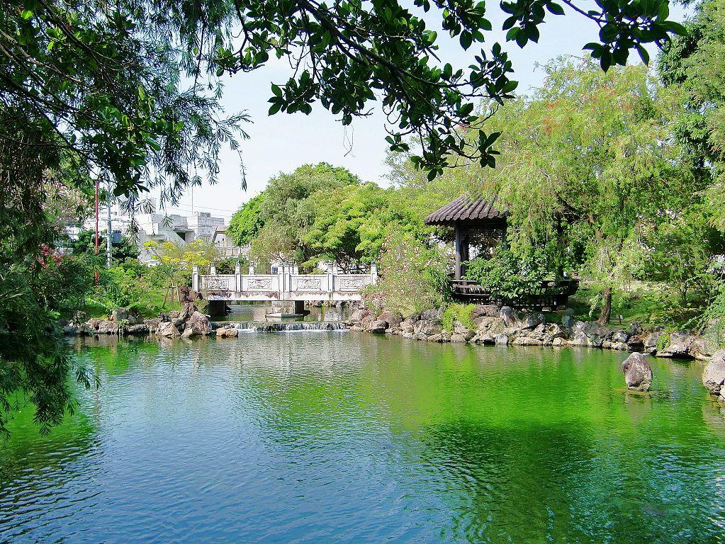 日本 福州园