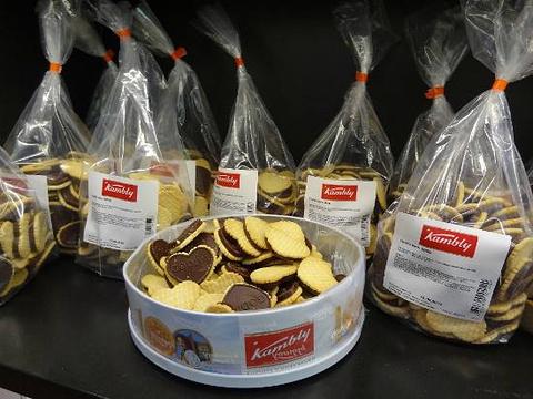金宝利饼干厂旅游景点攻略图