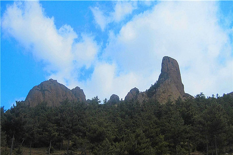 五峰山的图片