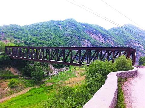 乏驴岭铁桥