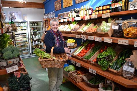 McGain's Nursery and Organic Food Store
