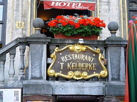 Restaurant T kelderke