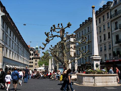 Place du molard旅游景点图片