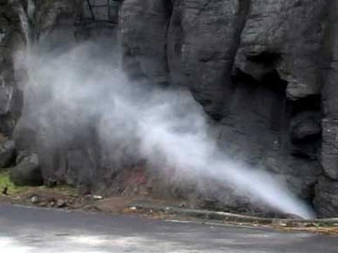 喷水孔旅游景点图片