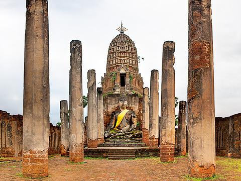 帕西雷达那玛哈泰寺旅游景点图片