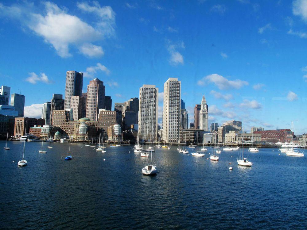 波士顿惬意海湾游