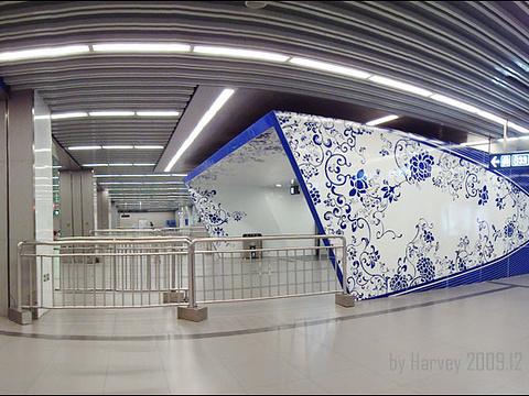 地铁北土城站旅游景点图片