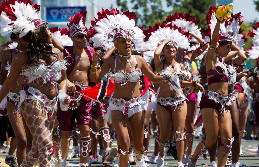 加勒比狂欢节