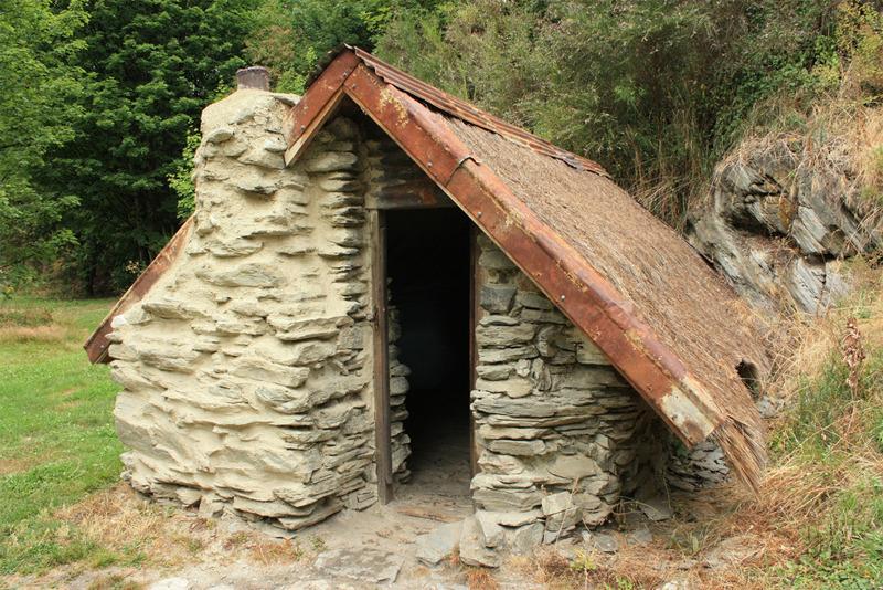 中国村遗址