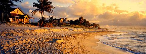 享受Varadero 海滩
