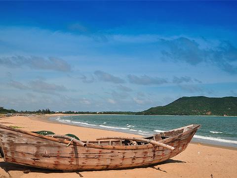 沙扒湾旅游景点图片