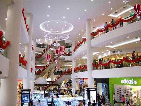 Vincom购物中心旅游景点图片