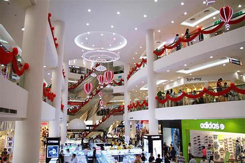 Vincom购物中心的图片
