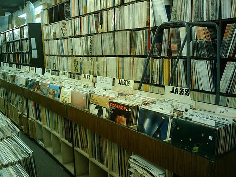 爵士唱片店 Jazz Record Mart