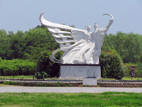 梁祝文化公园旅游景点图片