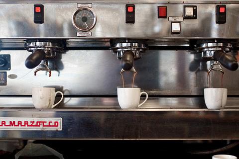 独立咖啡店
