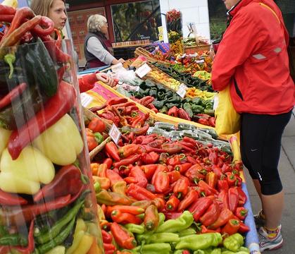 轮渡广场农贸市场的图片